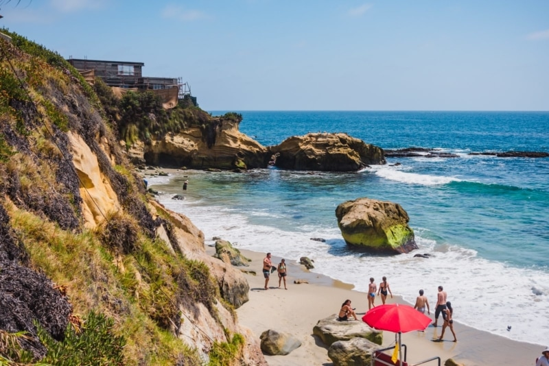 Cruise through Laguna on a Pacific Coast Highway road trip.