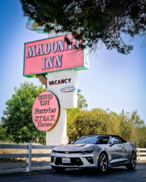 Don't forget to check out the Madonna Inn while cruising on your Pacific Coast Highway road trip itinerary.