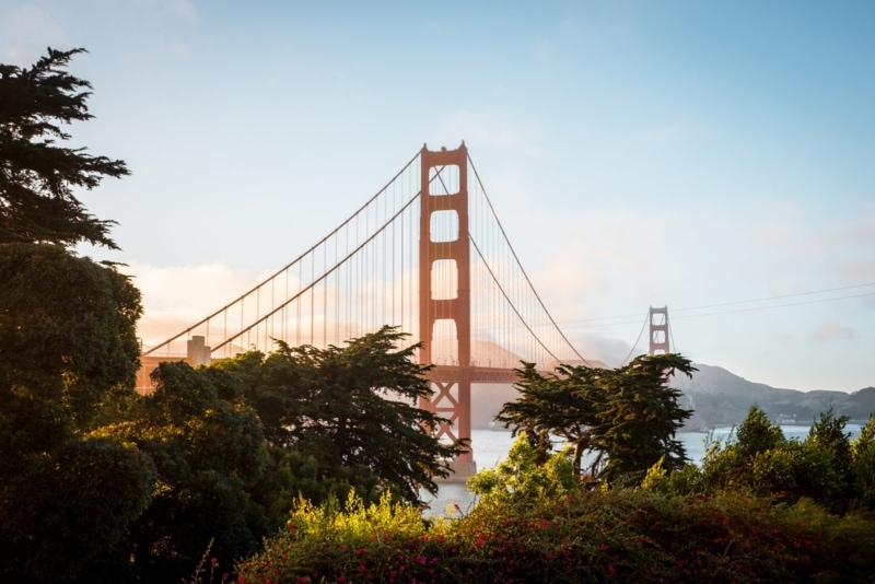 A Pacific Coast Highway road trip itinerary is incomplete without a visit to San Francisco.