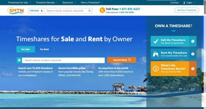 SellMyTimeshareNow is for affordable resort stays