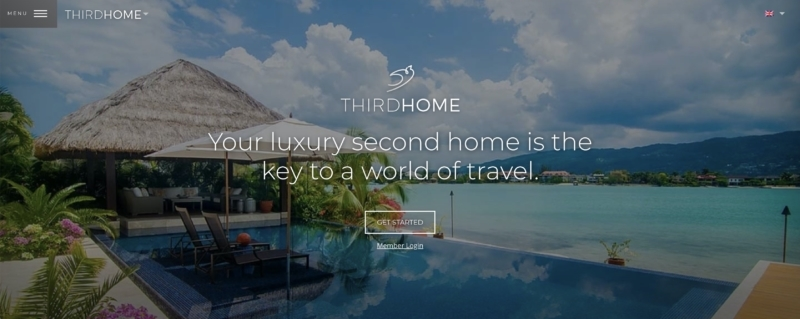 The properties listed on Third Home are the most luxurious of the Airbnb alternatives on this list!
