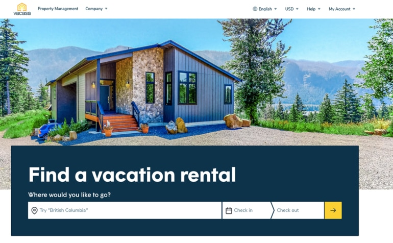 Vacasa is one the best Airbnb alternatives for your next vacation rental