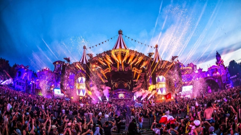 Tomorrowland is the epitome of summer music festivals.