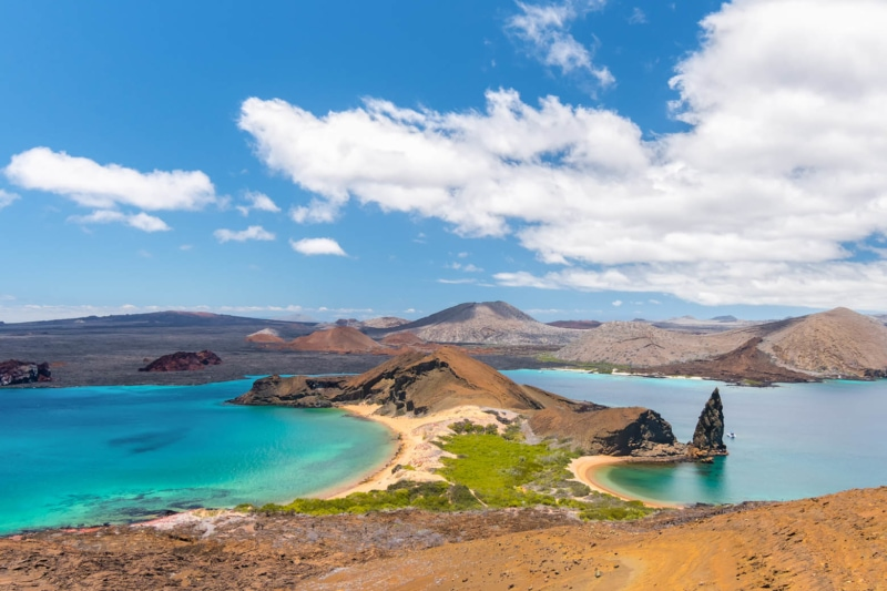 This summer, island hop to the Galapagos.