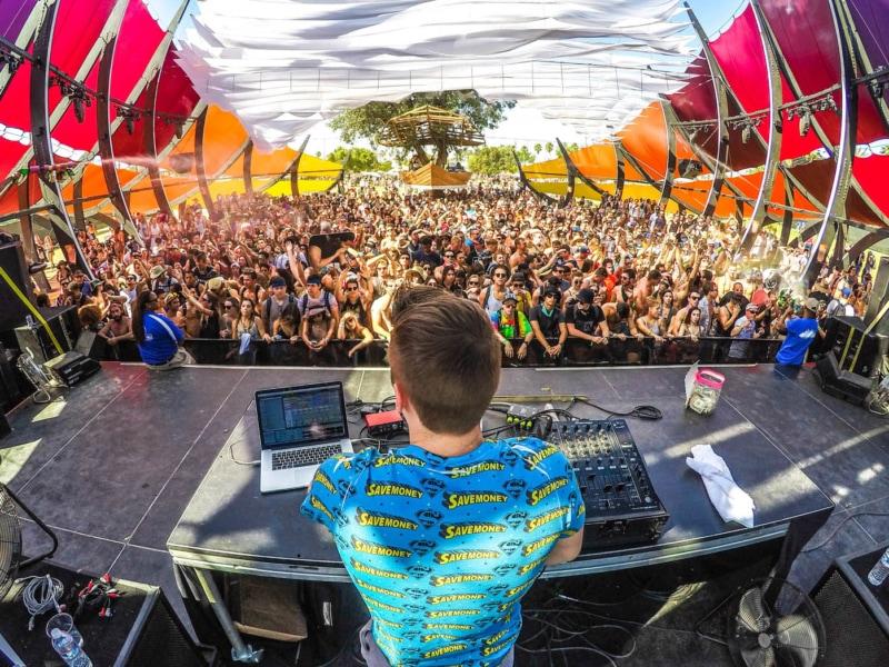 18 Craziest Summer Music Festivals Around the World