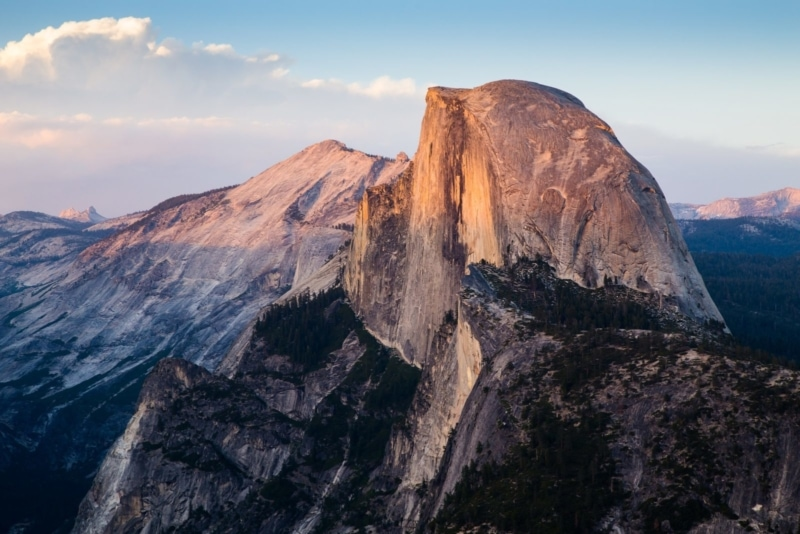 National Parks Road Trip to Yosemite National Park