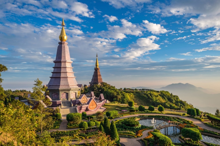 How to Spend One Month Adventuring in Thailand