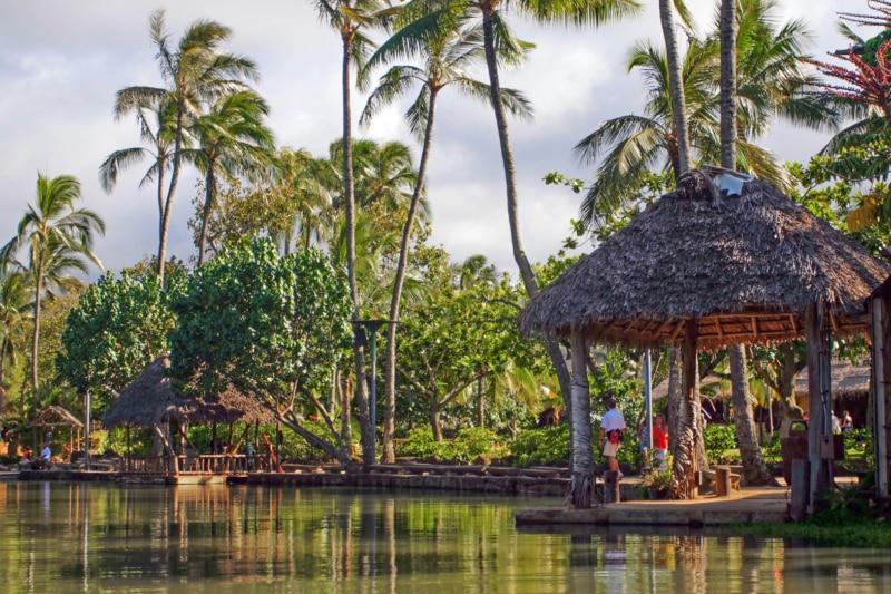 Polynesian Cultural Center in Oahu