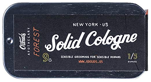 O'Douds Solid Travel-Friendly Cologne
