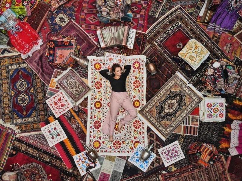 Queen of Carpets, Cappadocia
