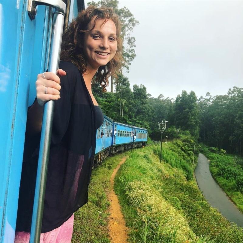 The Most Scenic Train Ride in the World, Ella, Sri Lanka