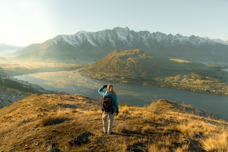 Queenstown, New Zealand on a budget