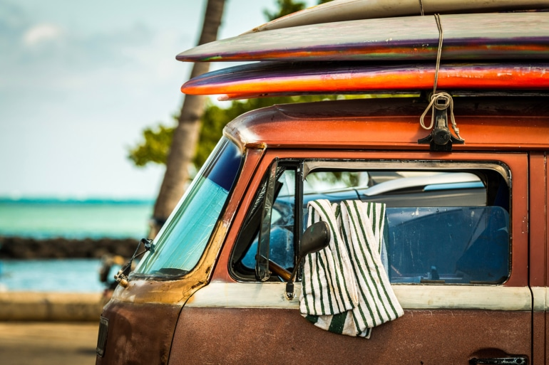 The 9 Coolest Campervans in Hawaii