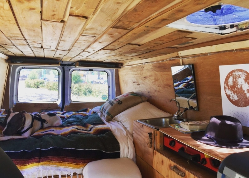 1997 Converted Ford Econoline 150