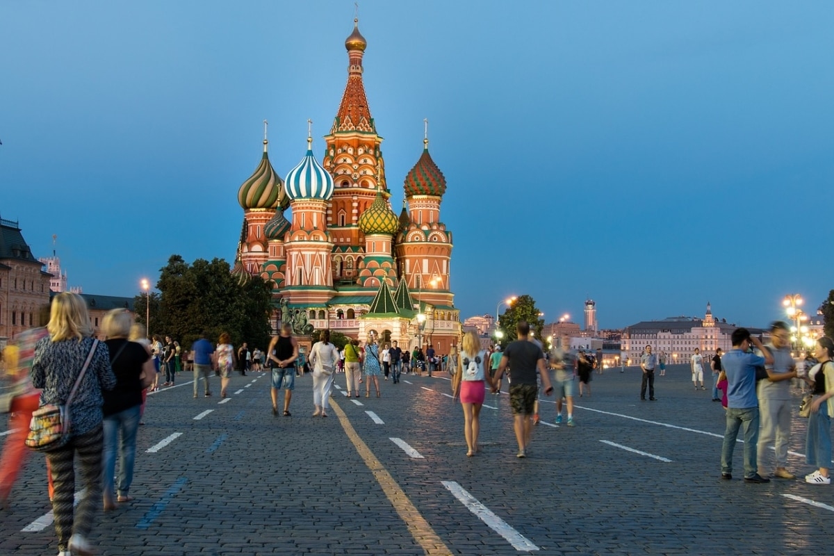Is it Safe to Travel to Russia?