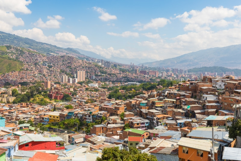 Medellín is, without question, one of the best places to visit in Colombia!