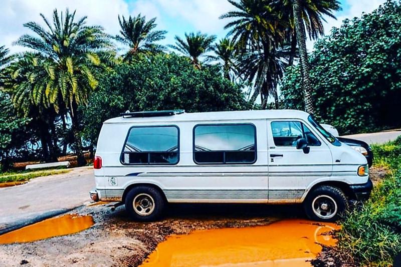 SOLAR POWERED Conversion Van