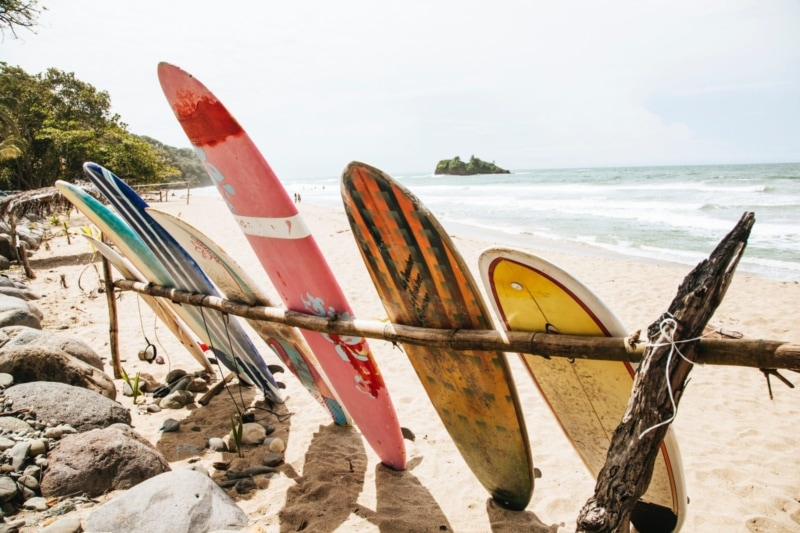 Costa Rica Surfboards