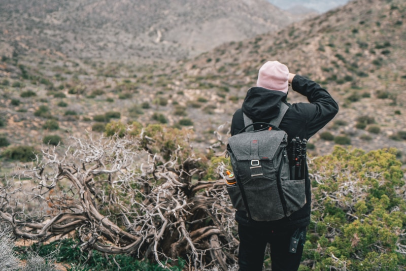 Photographing Joshua Tree National Park