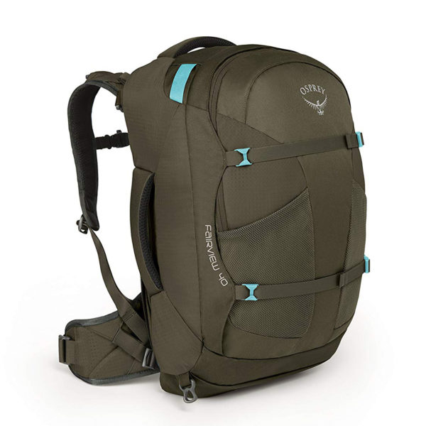 Osprey Fairview 55 L in black