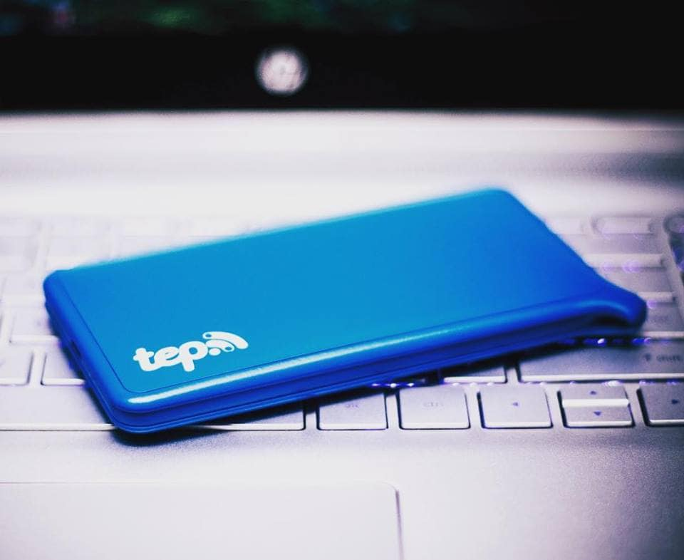TEP Wireless International Hotspot (in blue)