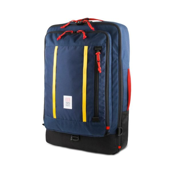 Topo Designs Travel Bag in navy