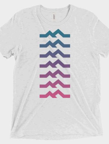 TravelFreak Incline t-shirt
