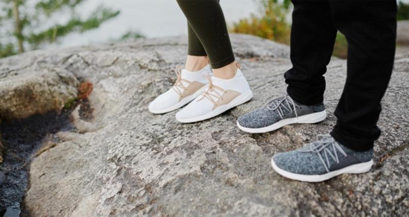 Vessi Travel Shoes