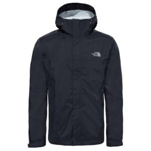 North Face Venture 2 Rain Jacket in black for men