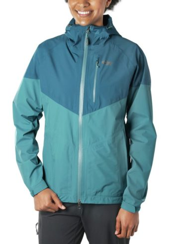 Outdoor Research Aspire's rain jacket for women