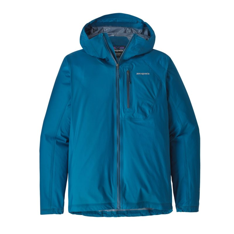 Patagonia Storm Racer in blue