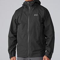 REI Drypoint GTX in black for men's