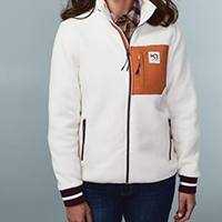 Kari Traa Rothe Mid-Layer Fleece Jacket