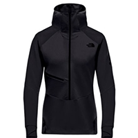 The North Face Women's Respirator ¾ Zip Mid Layer