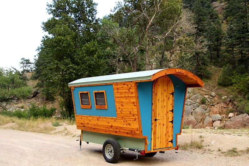 2019 Sapphira Wagon Camper