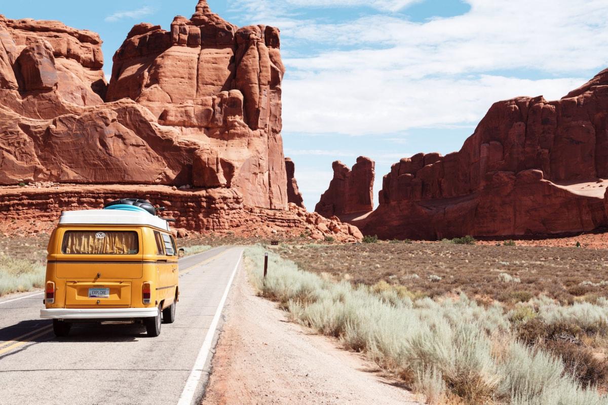 The 26 Coolest RV Rentals in Utah
