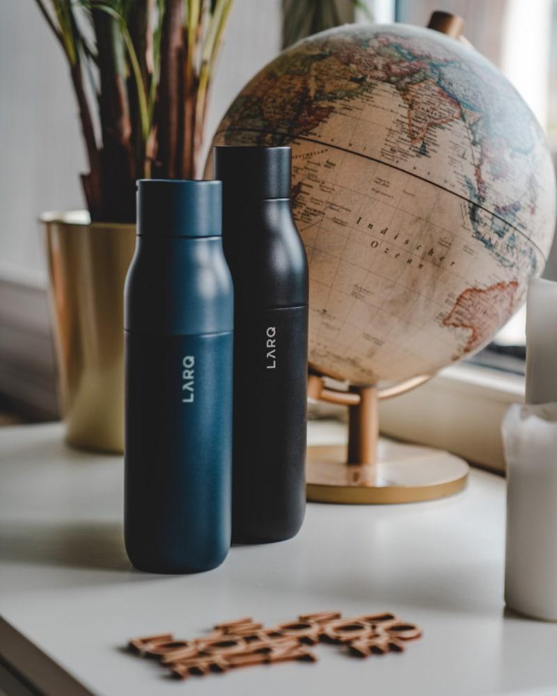 LARQ Travel Water Bottle