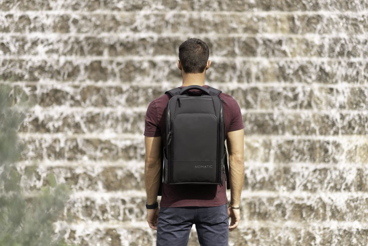 Nomatic Backpack and Travel Bag