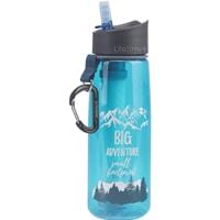 LifeStraw Go in blue