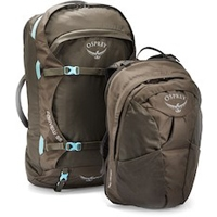 Fairview 70 with daypack