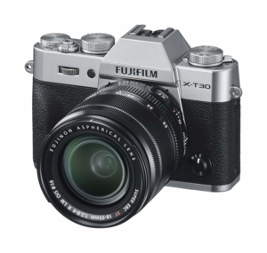 Fujifilm X-T30 is one of the best cameras for travel photography