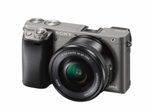 Sony A6000 is one of the best cameras for travel photography