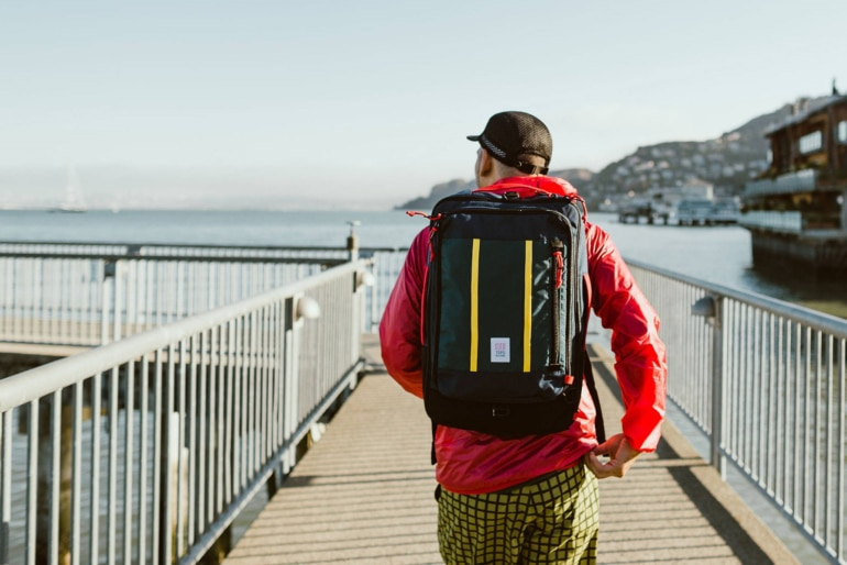 Topo Designs Travel Bag Review