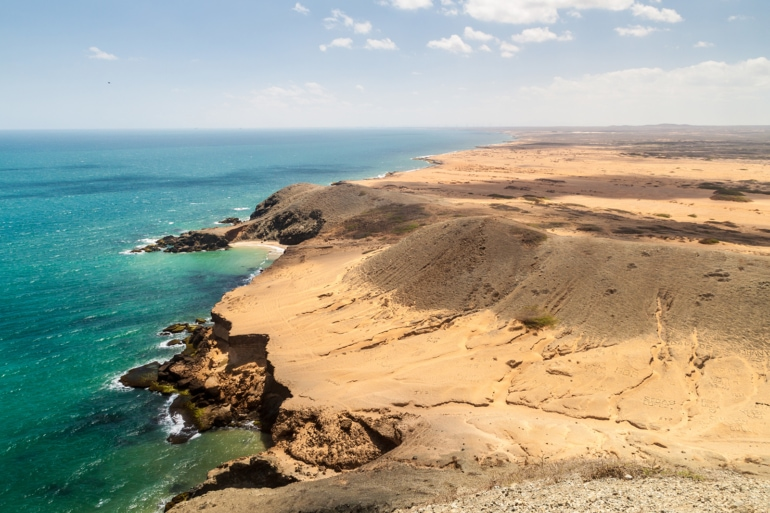 Want to get off the beaten track? Visit La Guajira—one of the best places to visit in Colombia.