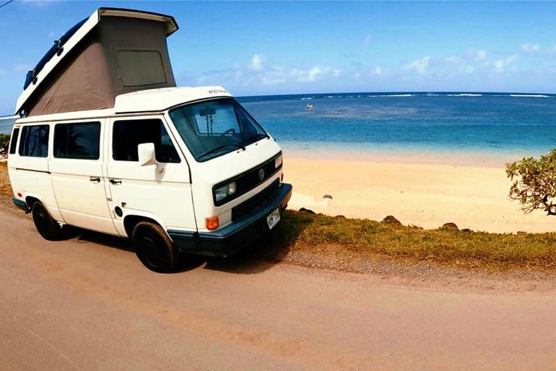 1990 VW Campervan Kauai