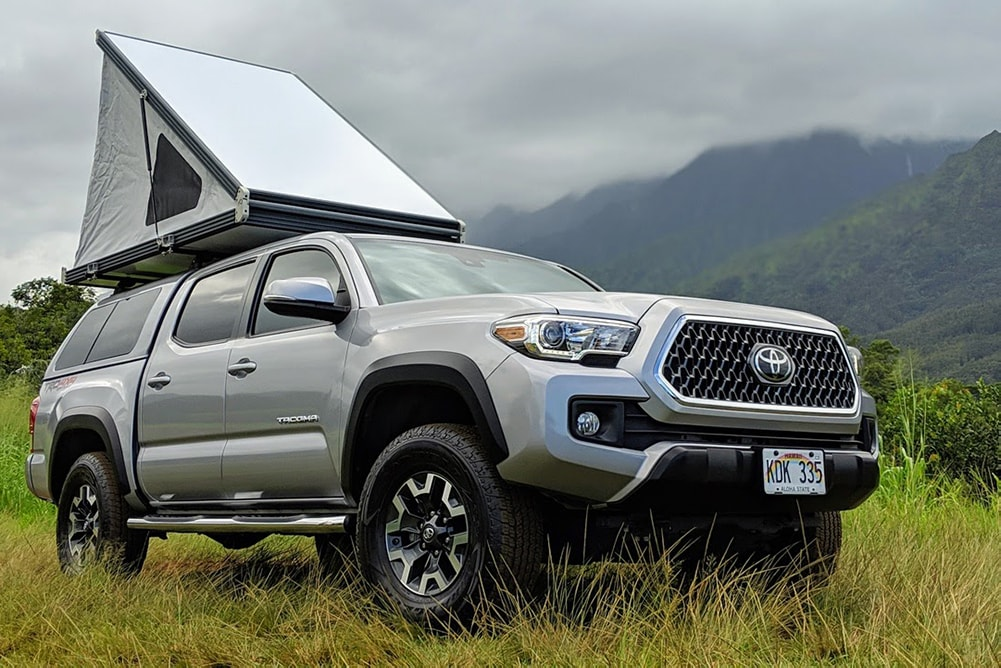 2018 Toyota Tacoma TRD Off Road Camper