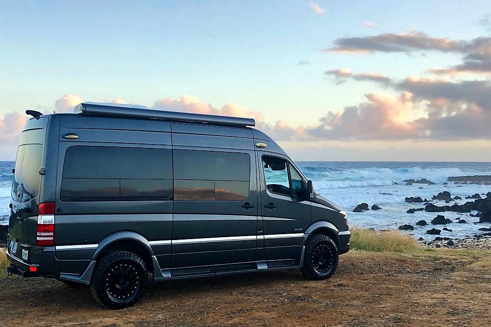 "Mercedes VIP ""Freedom"" Luxury Short Van"