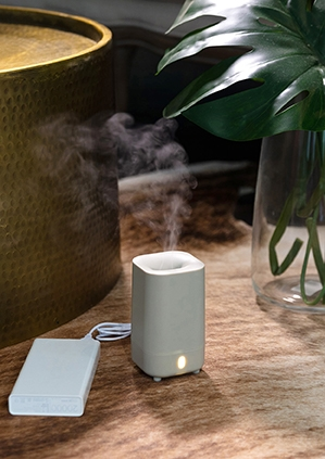 Serene House Travel Sized Essential Oil Diffuser