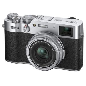 The Fujifilm X100V is one of the best cameras for travel photography