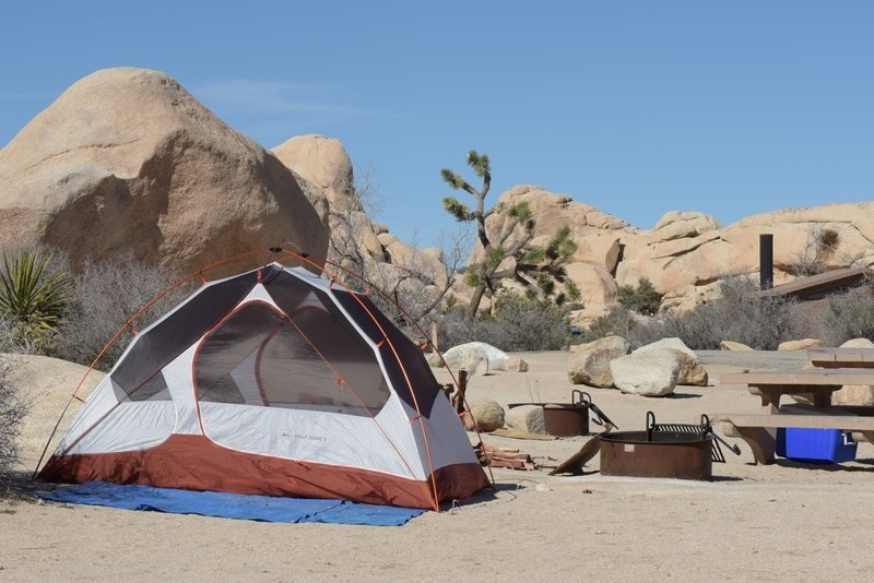 Hidden Valley Campground Joshua Tree